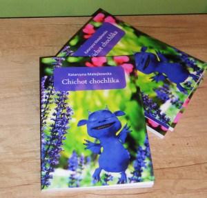 Książka Chichot chochlika okładka