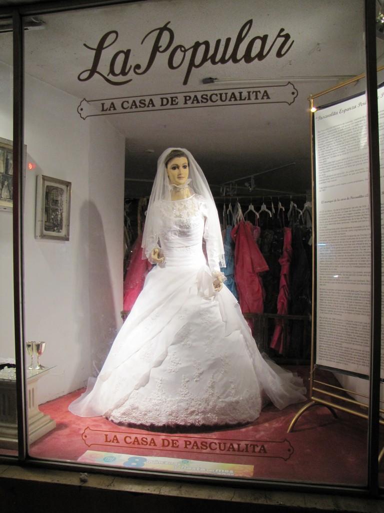 La pascualita - Gnijąca panna młoda