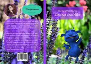 Chichot chochlika - projekt okładki